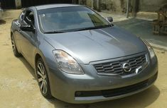 Foreign Used Nissan Altima Sport Coupe 2008 Model Grey