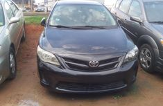 2009 Toyota Yaris Black Sedan Tokunbo for Sale