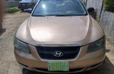 Hyundai Sonata 2008 Nigerian Used 2008 Sedan