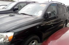 Neat Foreign used 2006 Toyota Highlander