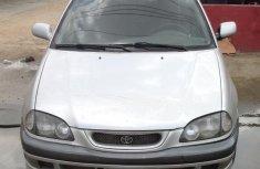 Nigeria Used Toyota Avensis 2002 Silver