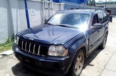 Very Clean Nigerian used 2005 Jeep Grand Cherokee