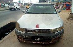 Nigeria Used Mitsubishi Galant 2001 Model Silver