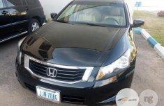 Nigeria Used Honda Accord 2008 Black