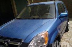 Tokunbo Honda CRV 2005 Model Blue