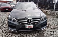 Foreign Used Mercedes-Benz E250 2016 Grey