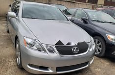 Foreign Used 2008 Lexus GS Automatic Petrol