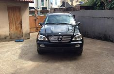 Foreign Used 2004 Mercedes-Benz ML350 Automatic