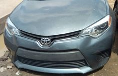 Foreign Used Toyota Corolla 2014 Automatic