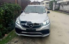Extremely Neat Foreign used Mercedes-Benz GLE 2018