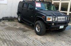 Nigerian Used Hummer H2 2007 Black