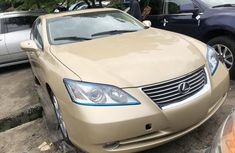 Used Lexus ES 350 2008 Model Foreign Used in Apapa