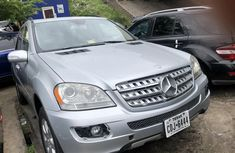 Used Mercedes Benz 2008 Model Foreign Silver
