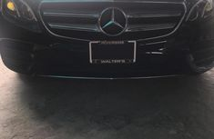 Foreign Used 2018 Mercedes-Benz E300 for sale in Lagos