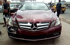 Very Clean Nigerian used 2010 Mercedes-Benz E350