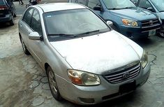 Nigeria Used Kia Cerato 2008 Model Grey