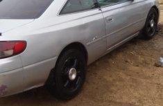 Nigeria Used Toyota Solara 2002 Silver