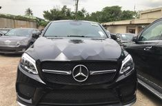 Clean Foreign used Mercedes-Benz GLE 2017