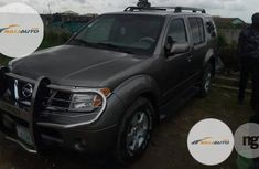 Nigeria Used Nissan Pathfinder 2005 Grey For Sale