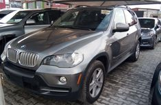 Foreign Used BMW X5 2008 Model Grey