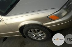 Nigeria Used Toyota Camry 2000 Model Silver