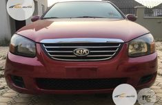 Foreign Used Spectra 2009 Red