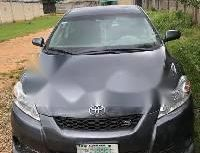 Very Clean Nigerian used Toyota Matrix 2010