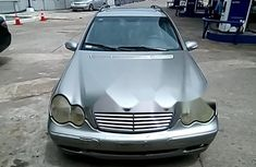 Very Clean Nigerian used Mercedes-Benz C240 2004