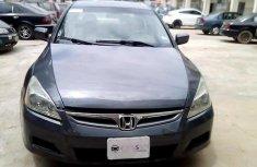 Neat Nigerian used Honda Accord 2006