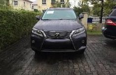 Neat Foreign used Lexus RX 2011