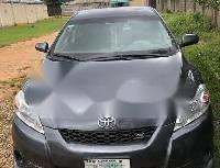 Neat Nigerian used Toyota Matrix 2010