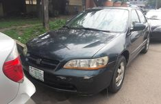Nigerian Used 2002 Honda Accord 2.0 Automatic