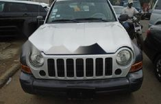 Neat Nigerian used 2007 Jeep Liberty