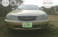 Nigeria Used Acura TL 2003 Gold