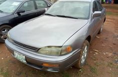 Properly maintained Nigerian used 1996 Toyota Camry