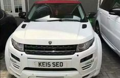 Foreign Used Range Rover (SUV) 2016 Model