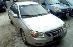 Nigeria Used Kia Cerato 2008 Model Silver