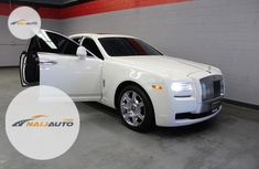 Foreign Used Rolls-Royce Ghost 2014 White