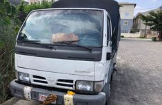 Nigeria Used Nissan Cabstar 2004 Model White