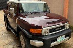 Neat Nigerian used Toyota FJ CRUISER 2008