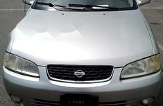 Very Clean Nigerian used Nissan Sentra 2002