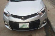 Nigerian Used Toyota Corolla 2014 for sale
