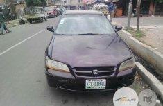 Nigeria Used Honda Accord 1998 Purple