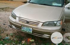 Nigeria Used Toyota Camry 1999 Gold