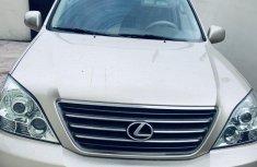 Nigerian Used Lexus GX 2005