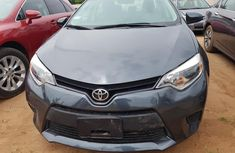 Neat Foreign used 2017 Toyota Corolla