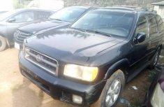 Nigerian Used Nissan Pathfinder 2002 Automatic
