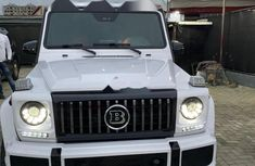 Neat Foreign used 2005 Mercedes-Benz G550