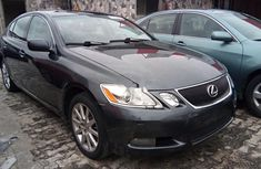 Foreign Used Lexus GS 2008 Model Grey