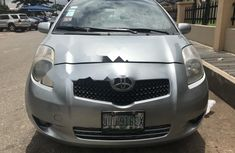Nigerian Used Toyota Yaris 2008 Automatic